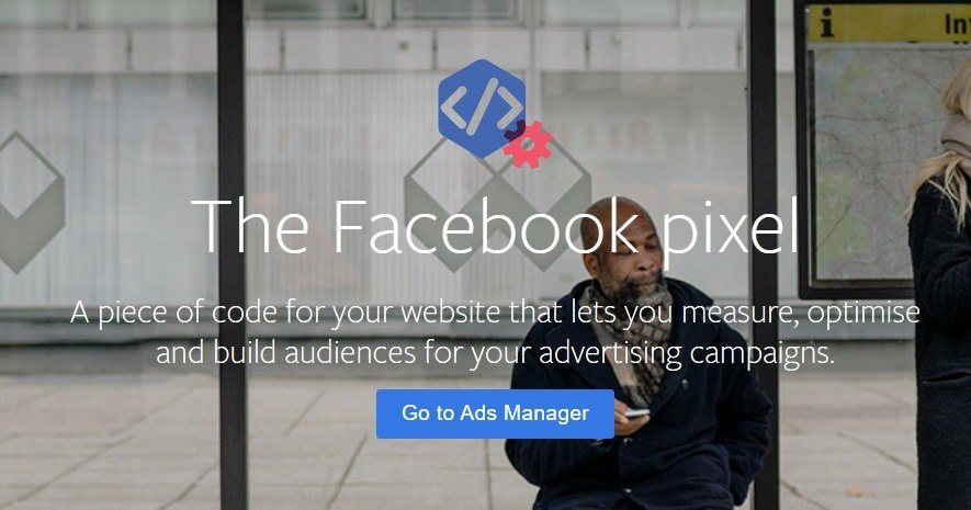 What is Facebook Pixel — page
